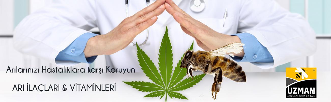 Arı İlaçları ve Vitaminleri